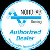 Nordfab Filter Banner Logo